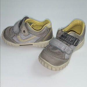 Ecco Boys Velcro Shoes